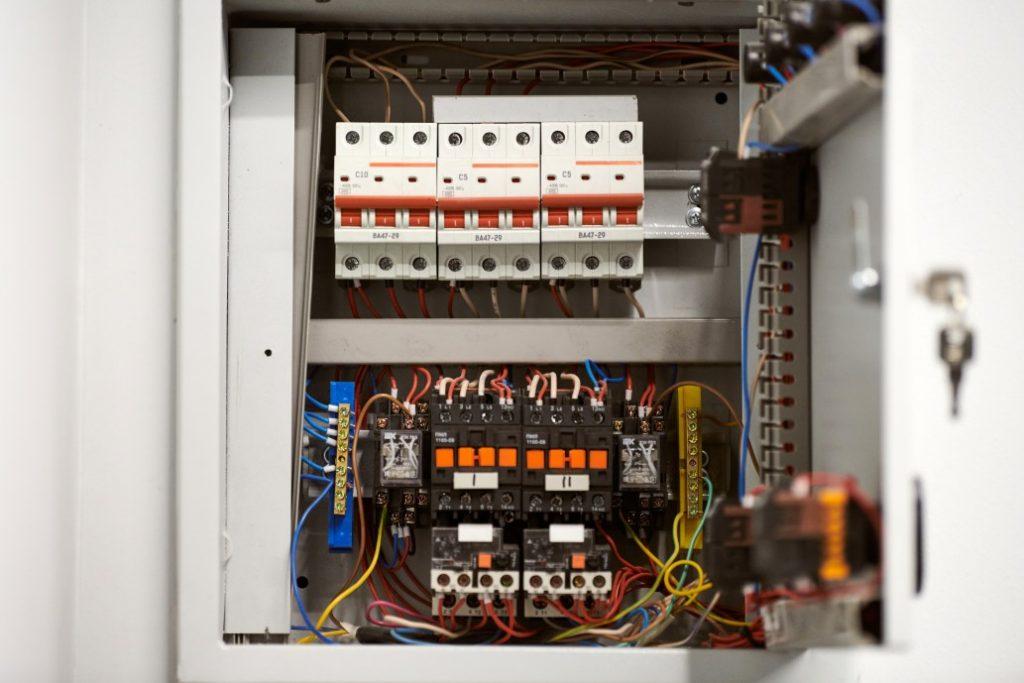 switch board